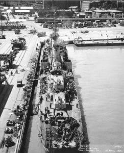 Mare Island Naval Shipyard | Mesothelioma net