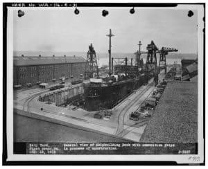 Puget Sound Shipyard