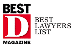 Best D Magazine Best Lawyers List